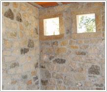 Innovation stones bancadas cantarias colunas - Pavimento rustico exterior ...